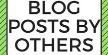 Helpful Blog Posts / Blog Posts from bloggers I love and find their posts helpful and encouraging!
