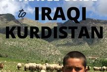 Iraq Travel / Tips and inspiration for traveling safe to Iraqi Kurdistan