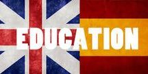 Education systems the UK and Spain