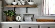 Cool and clever Kitchen ideas / Tips and tricks to revamp your kitchen as well as ideas to increase functionality & fabulousness!!!