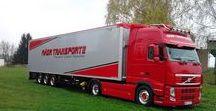 Mádr transporte / Nákladní doprava - nákladní, chladírenské vozy - vozy s pohyblivou podlahou. Zemní práce, přeprava sypkých materiálů, chlazených a mražených výrobků.