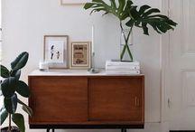Wood & modern