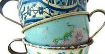 Ceramics pattern