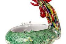 Glas : Aschenbecher - Glass : Ashtray / Wunderschöner Glasaschenbecher nach altem Vorbild hergestellt. Wie auf den Fotos zu sehen eine hochwertige & sehr dekorative Arbeit. A beautiful solid ashtray made from glass & inspired by a vintage design. As you can see, it is a high quality ornamental piece. #werbung #aubaho #auktionshausbadhomburg #art #kunst #ashtray #aschenbecher #glas #glass #antik #antique #porcelain #porzellan #bronce #bronze #decoration #dekoration #vintage #ash #tray #asche #becher #deco #deko