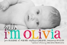 When I have babies / by Staci Rowley