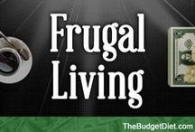 Frugal Living / Frugal living tips for just about every area of your life including delicious frugal recipes!  Get on the path to debt free living. / by BudgetDiet