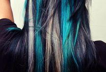 """""""hair styles"""" / by Jamie Free"""