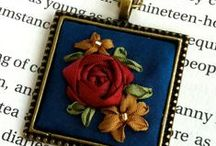Art - Bling, Bling Jewlery & brooch to make / Love