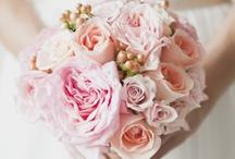 centerpiece and wedding ideas / by Pam Forshee