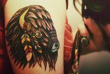 T A T T O O / Tattoo inspiration