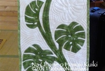 Quilts - Hawaii Quilting / by Rinnie Hunt Henry