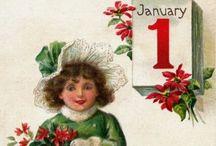 Holidays - New Year / A fresh start