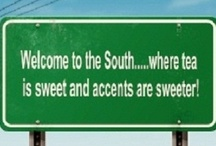 It's a Southern Thing / I love everything being southern means. Love my  books, the beach, traveling and anything different and quirky. Adore sunsets, shoes, dresses and laying out at the pool, quilting, hand embroidery and ART!
