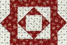 Quilts - Dear Jane Blocks / by Rinnie Hunt Henry