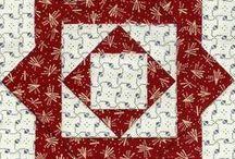 Quilts - Dear Jane Blocks