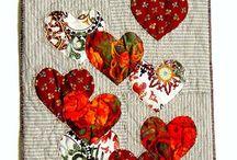 Art - Fiber art quilts/mixed media / by Rinnie Hunt Henry