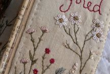 Embroidery - Gentlework / Art love her work / by Rinnie Hunt Henry