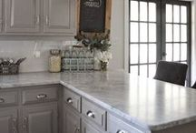 Kitchen / Ideas for our kitchen remodel