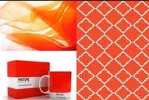 Tangerine Tango - Pantone Color 2012