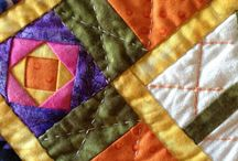 Quilts - Hand Quilting & piecing / by Rinnie Hunt Henry