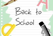 Back to School / tips for saving money on back to school shopping plus great inexpensive ways to thank your teachers! / by BudgetDiet