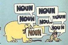 Grammar Fun / School House Rock videos was how I learned conjunctions as a child. I'm collection ideas to expose kids to the rules of grammar and parts of a sentence. It need not be tedious memorization. PragmaticMom.com
