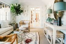 living spaces / by Jordin @ I Love That!