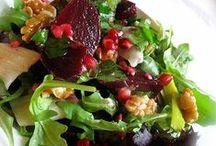 salads / Meatless