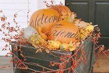 Fall! My favorite season..