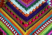 Crochet / Crochet, knitting and yarn / by Candice Storms