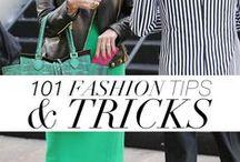 How to fashion / Fashion 101