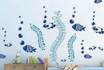 Kids Wall Designs / Trendy Wall Designs has changed the way we decorate our living spaces with our high quality non-damaging vinyl wall decals. Trendy Wall Designs vinyl wall decals are safe, non-toxic and reusable and are the perfect way to transform any space. Our vinyl wall decals/stickers are perfect for creating a trendy, stylish, artistic decor. Vitalize any interior space with vinyl wall art.