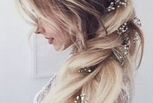 Braids & Beauty / Gorgeous braids and hairstyles.  Love these braids, french braids, vintage hair styles.