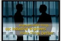 Industrial and Systems Engineering / What will your #ViterbiLife be as an Industrial and Systems Engineer?