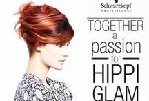 EL 1: 2015 Hippi Glam / Schwarzkopf Professional's Essential Looks: The Modern Style Collection 2015 presents Hippi Glam. Beach, music festivals and a laid-back vibe packed together for a cool, bohemian statement. Updos and braids, knots and waves with a stylish twist for a relaxed, sun-kissed and modern look. / by Schwarzkopf Professional