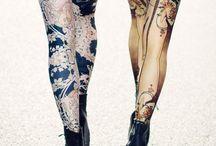 Black Milk  leggings & Random Brands I own. / hopefully more to come.