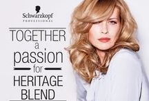 Essential Looks 2/2015: Heritage Blend / This look is about mixing and matching with a bespoke vibe and letting the hair and fashion do the talking. Beautiful first grey blending with an attractive blend of soft tones which enhances the complexion. Plaids, checks and a hint of tartan – mixing textures with an eye for detail. Heritage Blend is all about the tousled modern textures and voluminous hair for confident women who will stand out from the crowd! / by Schwarzkopf Professional