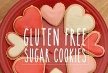 Gluten Free Valentine's Day / Yummy gluten free Valentine's Day treats and snacks.