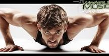Music & Playlists / Music & playlists to provide rhythm, motivation, energy and adrenaline for running, aerobics, weightlifting, cardio building and fitness workouts.