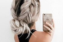 Braided hairstyles / Cool and cute braided hairstyles