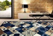 Tapetes / Os tapetes acrescentam um toque sublime no ambiente, contudo, não esqueçamos as suas múltiplas funcionalidades!