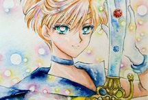 Sailor Uranus ♅