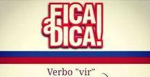Português / Vamos aprender a falar corretamente o nosso português.