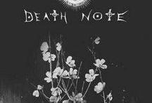 『Death Note』 / After the smart and brilliant Light Yagami discovers this book, he soons realizes it has a secret power: it kills anyone whose name is written into it. He looks like an average, top of the class, student. But in reality he's way more than that, in his eyes, he's a god. The savior of the earth and will kill anyone who will get in the way.