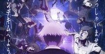 『Death Parade』 / When humans die they go to either heaven or hell; but when two people die in the same instant a judgement must be made as to which soul goes on to be reincarnated and which goes to the void. When this happens, the humans arrive, with no memories of their death, at Quindecim a bar attended by the white-haired bartender Decim .They must then play a game in which their true natures are revealed so that Decim, an arbiter of souls, can make his judgement on where their souls are headed.
