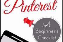 Pinterest Marketing Tips / This board is filled with Pinterest marketing tips to help grow your brand. You'll find lots of resources to help you grow your Pinterest traffic and get more visitors to your site.