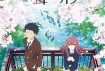 『A Silent Voice』 / The story revolves around Nishimiya Shoko, a grade school student who has impaired hearing. She transfers into a new school, where she is bullied by her classmates, especially Ishida Shouya. It gets to the point where she transfers to another school and as a result, Shouya is ostracized and bullied himself, with no friends to speak to and no plans for the future. Years later, he sets himself on a path to redemption.