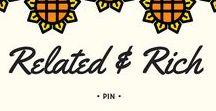 Related e rich pin / Approfondiamo i pin speciali pensati per i profili business (e non solo)