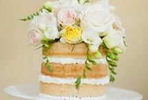 Wedding Cakes & Desserts / wedding cakes and dessert ideas