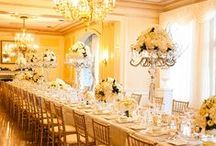 Tablescape / table decoration